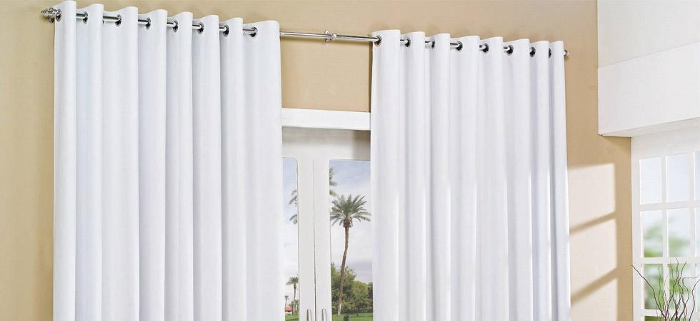 Visillos cortinas y ca das - Precio de confeccion de cortinas ...